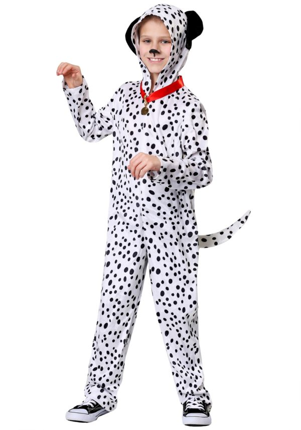 Delightful Dalmatian Child Costume