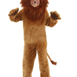 Deluxe Kids Lion Costume