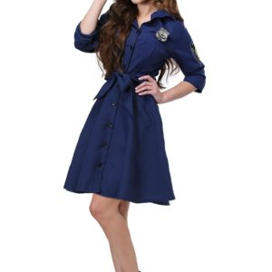 Flirty Cop Costume for Women