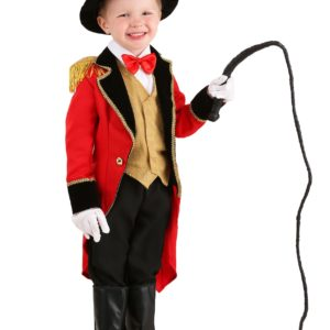 Ringmaster Costume for Children