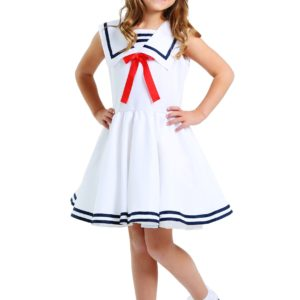 Sailor Costume for Girls