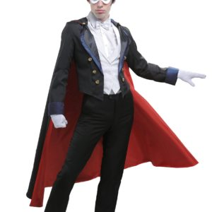 Sailor Moon Tuxedo Mask Costume for Men